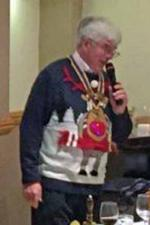 Midhurst & Petworth Rotarians, Inner Wheel Ladies and partners celebrate Christmas 2015