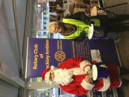 Collecting at Tesco