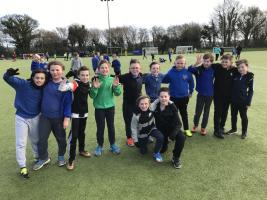 Chew Valley Primary Schools Football Tournament​