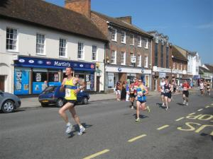 The Thame 10k Race