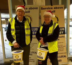 Rotary Supermarket Christmas Collections