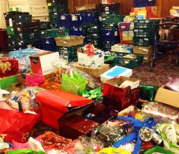 Xmas Hamper Appeal