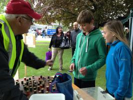 Derwen College Fete, Gobowen, Thursday 30 May
