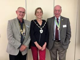 Allison Bucknell - Chair of Wiltshire Council