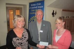 Llantwit Rotary and Interact Clubs working together for the Community