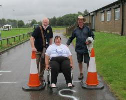 2016 Northern Games for People with Disabilities