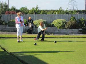 BLACKPOOL SOUTH ROTARY CLUB CROWN GREEN BOWLING COMPETITION - 2014