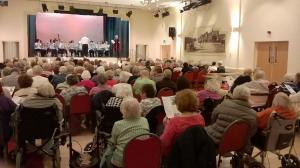 The Annual Band Concert For The Elderly