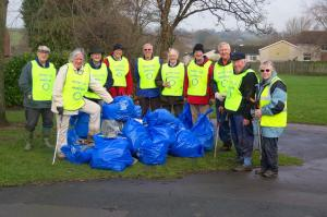 Litter Picking - March 2017
