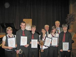 Young Musician of the Year 2009