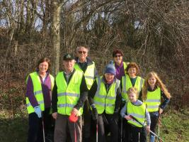 'Princess Anne Park Clean Up'