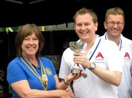 2016 Newbury Boules in the Square