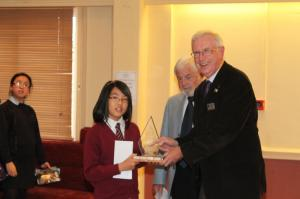 Presentations: School writing competition 2011