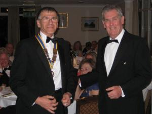 Presidents Evening 2010