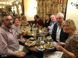 Fund-raising Jazz/dinner 12th February 2020