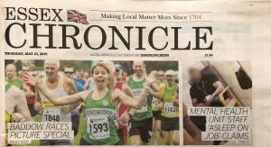 Essex Chronicle: 23 May 2019