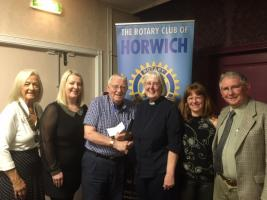 Horwich Churches Namibia Committee