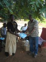 Water Containers bring cheer in Malawi