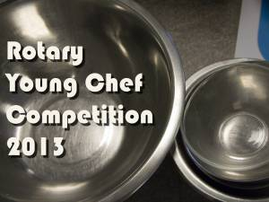 Young Chef Competition 2013