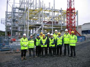 Vocational Visit to Biomass Plant at Glenrothes