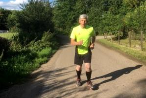 Rotarian Phil Matthews is on the Run for Brighter Futures