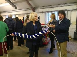 Visit to Mendip Rope Makers - 5th April 2018