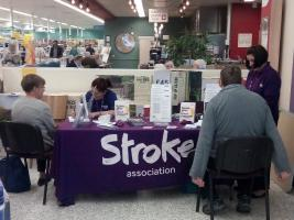 Know Your Blood Pressure Day in Glossop