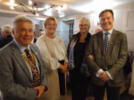Education leaders meet at Rotary
