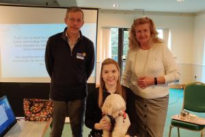 Speaker 24th January 2020 - Ruth Spurr, Dog Aid