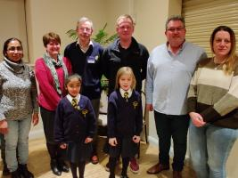 Christmas Story Prize Giving 6th Feb 2020