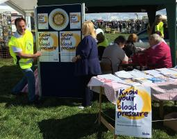 Rotary at Wensleydale Show 2017