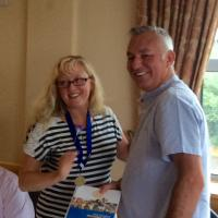 New Member Joins Tameside Rotary Club