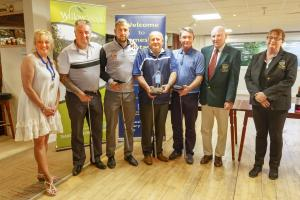 Charity Golf Day at Werneth Low Golf Club raised over £1.7K