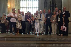 Visit to the Palace of Westminster