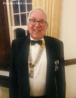 Rotary Club's President's Night