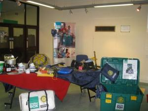 Shelterbox Collection October 2009