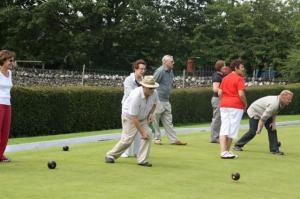 Bowls at Grassington