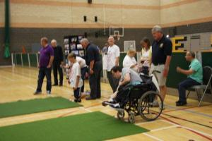 District 1030 Games for the Disabled 2012