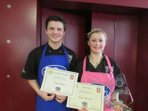 Rotay Young Chef District Final 2015