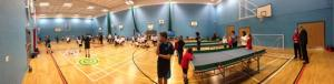 Special Needs Schools Sportsday at Stubbin Wood school, Shirebrook