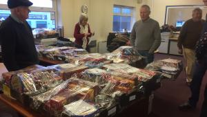Bury Rotarty christmas Hampers 2019