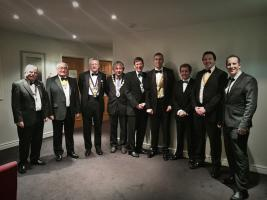 77th Charter Night, Ribby Hall 2015