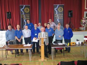 12 November 2011 Auction - Victoria Hall, Dunblane