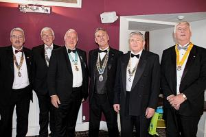 Club Charter - 31st Anniversary Dinner