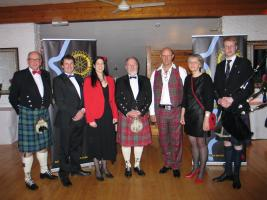 26 January 2012 Burns Supper