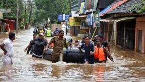 Support after Kerala Floods