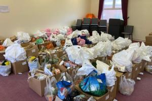 Seahaven Storehouse Foodbank Diary
