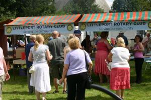 Rotary at Littleport Show 2008