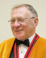 Dr Martin Gaskell, Master Educator at the Worshipful Company of Educators