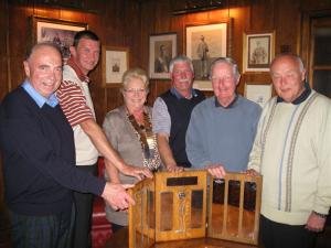 Rotary Club of St Andrews City Foursomes Trophy